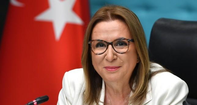 وزيرة التجارة التركية: إعداد خطة لتحفيز دخول سيدات الأعمال والمنتجات لقطاع الصادرات