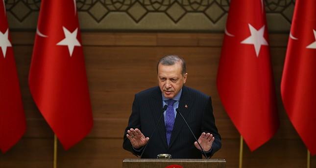 Turkey takes on a new anti-terror strategy, Erdoğan says