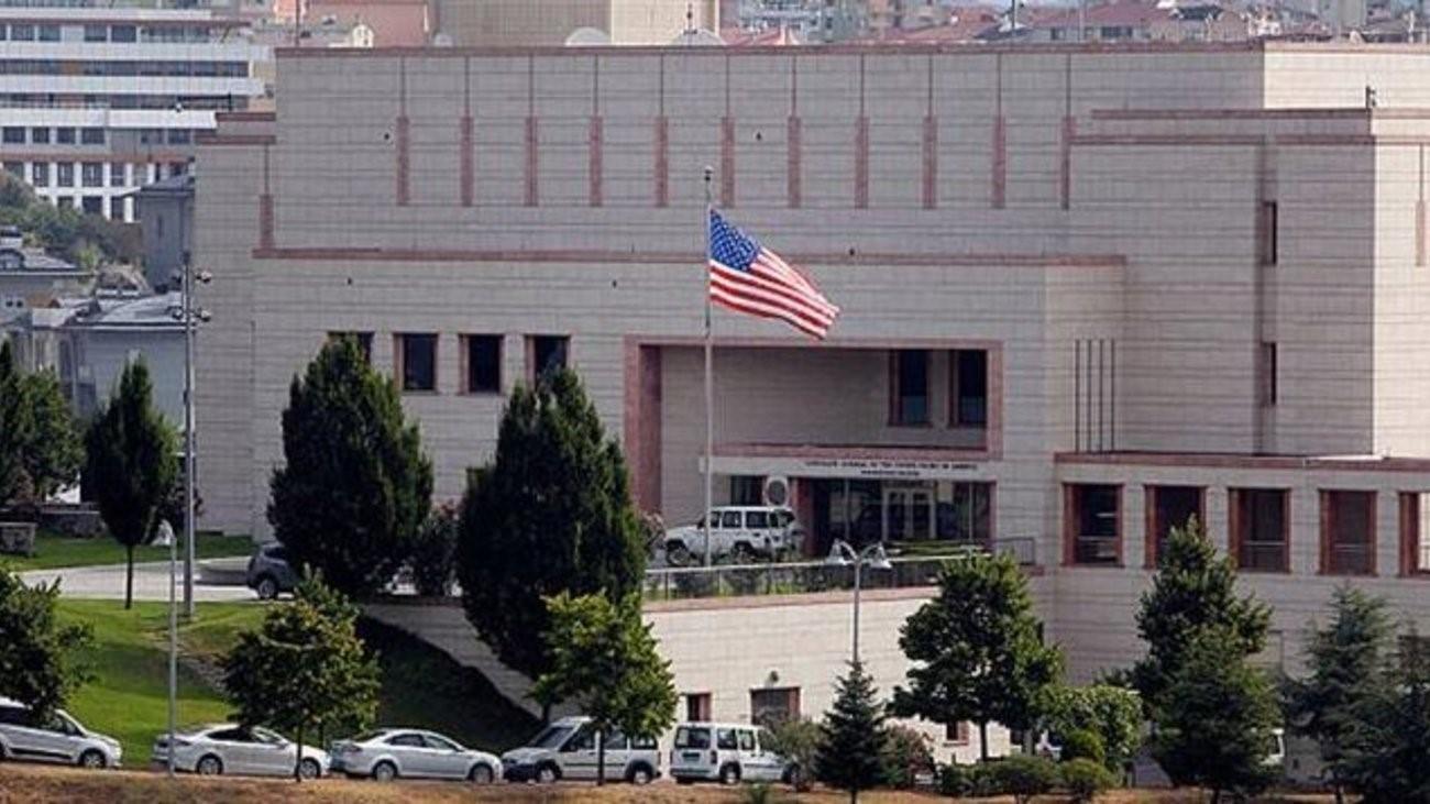 The U.S. Embassy in Ankara. (FILE Photo)