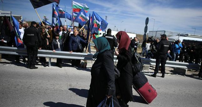 قورتولموش يدعو بلغاريا لحماية حق الأتراك في الإدلاء بأصواتهم في الانتخابات العامة
