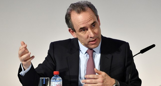 CEO of cement giant Olsen resigns after Syria controversy