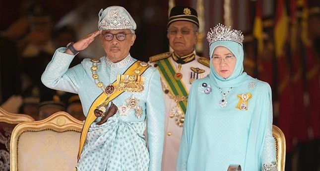 ملكة ماليزيا تنصح بمتابعة مسلسل المؤسس عثمان