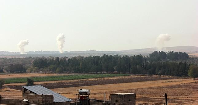 تركيا تبدأ عملية عسكرية لتطهير جرابلس السورية من داعش