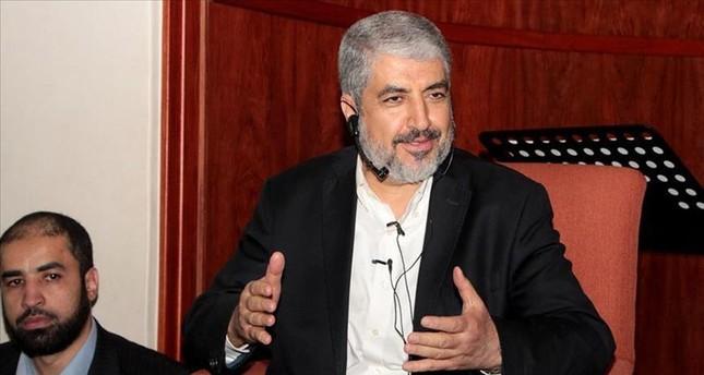 مشعل: نشكر تركيا لدعمها القضية الفلسطينية وسعيها لرفع حصار غزة