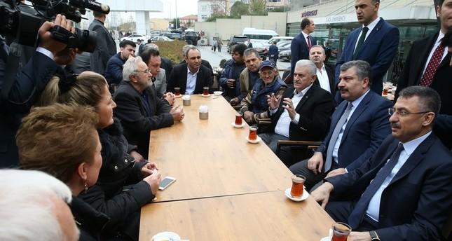 النواب الأتراك يستهلكون 6 ملايين كأس شاي في 9 أشهر