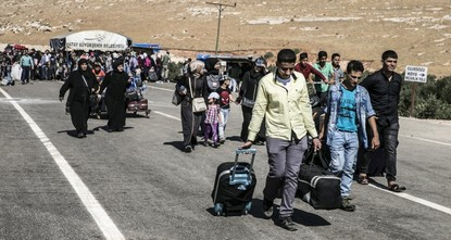 Thousands of Syrians in Turkey return home for Eid al-Adha holiday