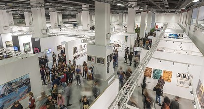 Upcoming art fair proves int'l confidence in Istanbul