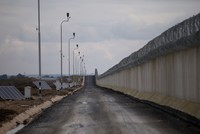 Security tightened with increased technology on Turkey's border with Syria