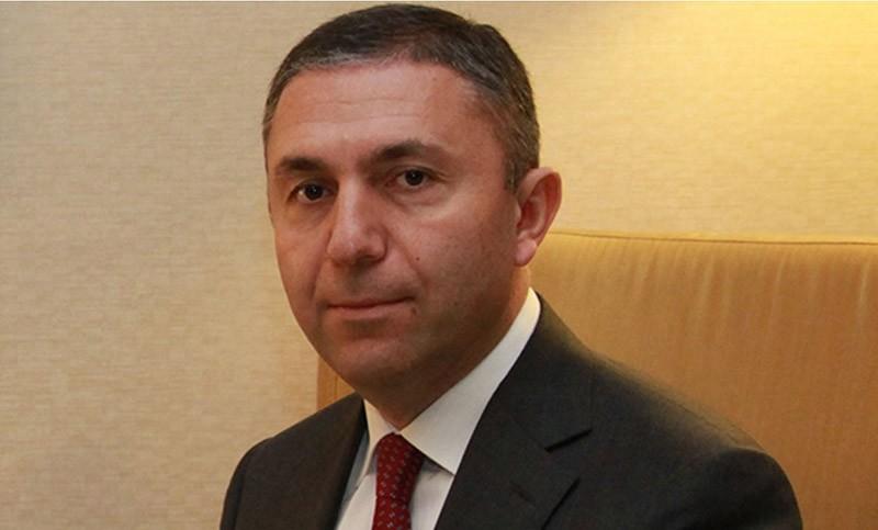 Azerbaijani lawmaker Tahir Mirkiu015fili.