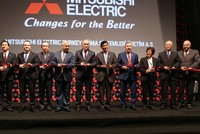 Mitsubishi Electric reiterates trust in Turkish economy with new factory