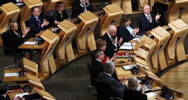 إسكتلندا تطلب رسميا من لندن إجراء استفتاء حول استقلالها
