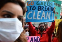 A quarter of all global deaths of children under five are due to unhealthy or polluted environments including dirty water and air, second-hand smoke and a lack or adequate hygiene, the World Health...