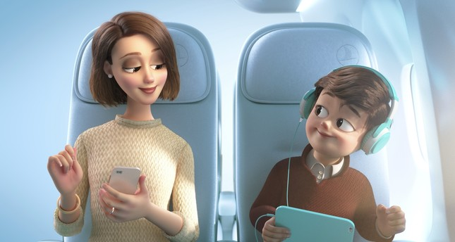 Turkish Airlines features locally produced in-flight animation film