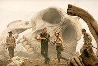 Kong: Skull Island  King Kong returns to the silver screen with Jordan Vogt Roberts's new film