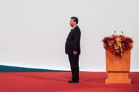 الرئيس الصيني الفرنسية