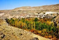 Experience autumn in Turkish fairy tale Ihlara Valley