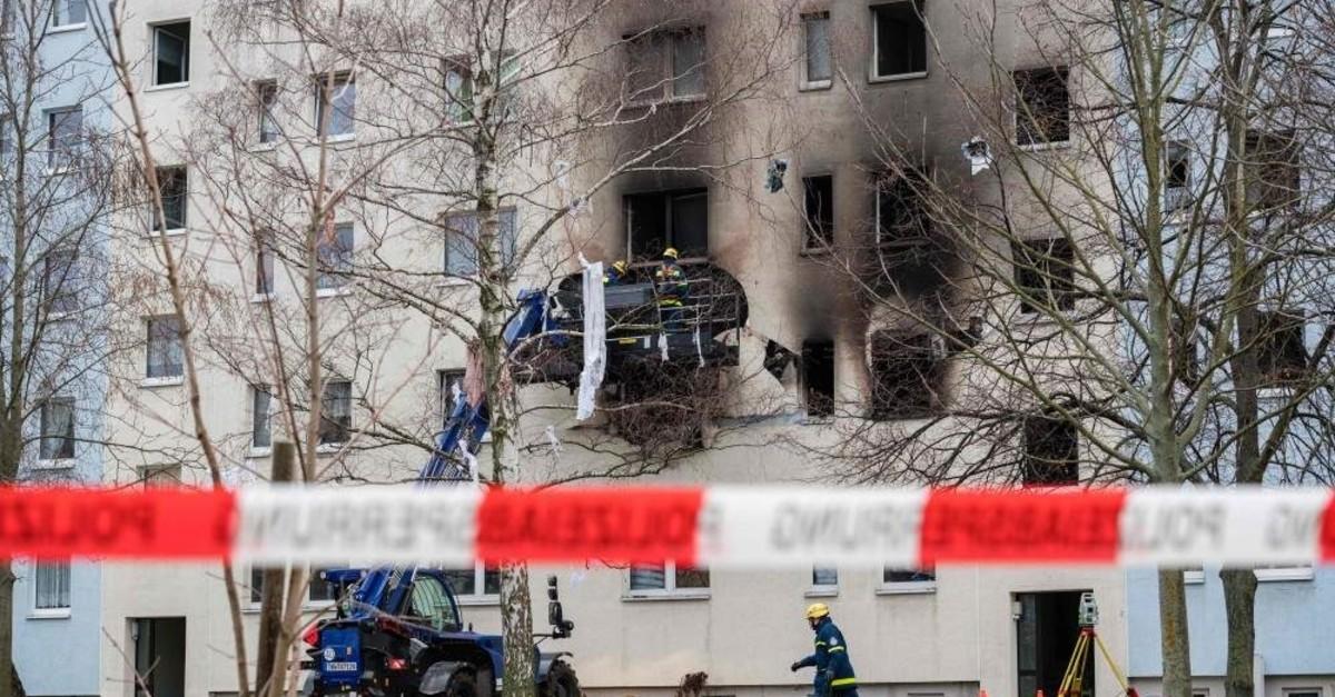 Explosion Blankenburg