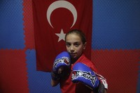 Youngster wins Muay Thai world title with nine months training