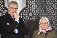 Britain's Prince Andrew steps down from public duties over Epstein scandal