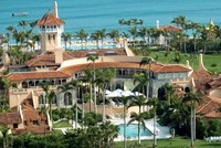 Far-right, anti-Islam group holds annual event at Trump's Mar-A-Lago resort
