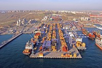 Turkey's logistics sector brings in nearly $2B investments in 10 years