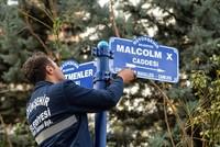 Ankara benennt Straße an US-Botschaft nach Malcolm X