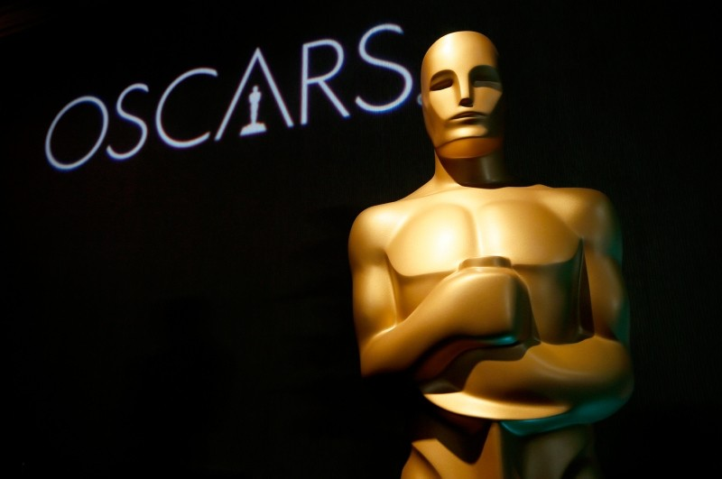 In this Feb. 4, 2019 file photo, an Oscar statue appears at the 91st Academy Awards Nominees Luncheon in Beverly Hills, Calif. (AP Photo)