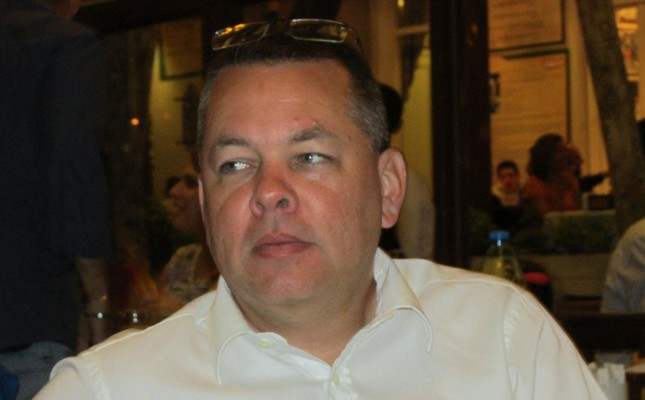 American pastor Andrew Craig Brunson faces charges of espionage and aiding the PKK and FETÖ terrorist groups.
