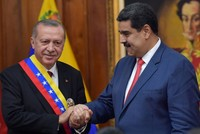 Turkey to build mosque in Caracas upon Venezuela's request