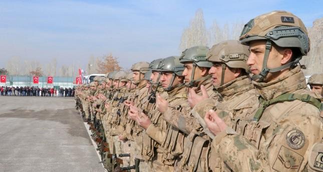وزارة الدفاع التركية تعلن تحييد 1445 إرهابيا منذ بداية العام