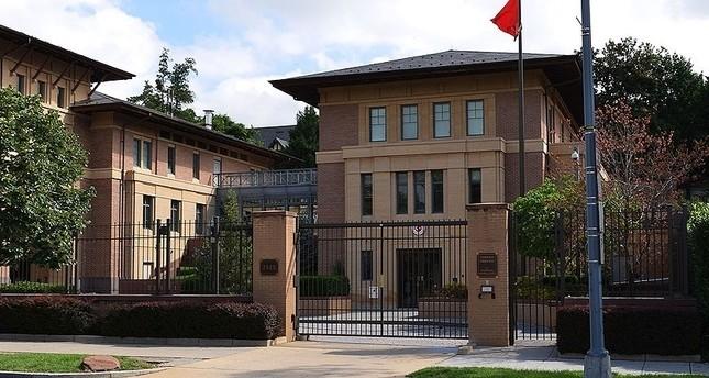Turkish embassy in Washington, DC