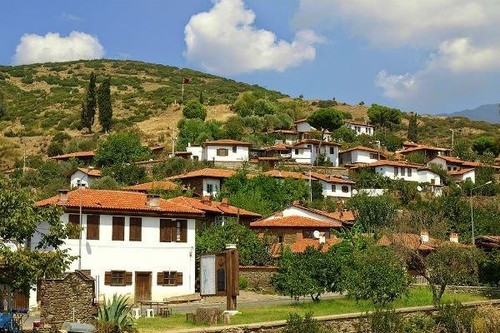 Located in western province İzmir, Birgi village is a must see place to see.