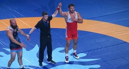 التركي إيلدم يفوز ببرونزية العالم للمصارعة الرومانية