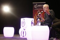 An intimate conversation with Hungarian director Bela Tarr in Antalya