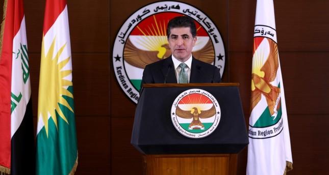 برزاني: مشكلة تركيا مع بي كا كا الإرهابي وليس الأكراد