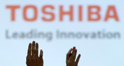 Embattled Japanese electronics maker Toshiba Corp. is selling its stake in a medical equipment leasing company to Canon Inc. for 31.4 billion yen ($277 million). Toshiba said yesterday it is...