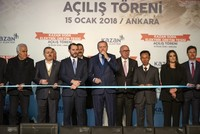 The first 15 days of 2018 have witnessed the opening of a $1.5-billion investment in Turkey's capital Ankara. One of the world's largest soda ash production facilities, Kazan Soda Elektrik Üretim...