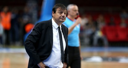 pGalatasaray basketball team yesterday parted ways with their head coach for five years Ergin Ataman (above)./p