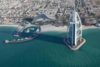 Dubai's metropolis gleam fading as business busts