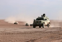 Saudi Arabia pledges $100M for SDF-held areas in Syria