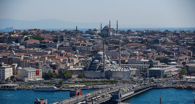 Istanbul was named the 2017 Humanity Capital of the world. (AP Photo)