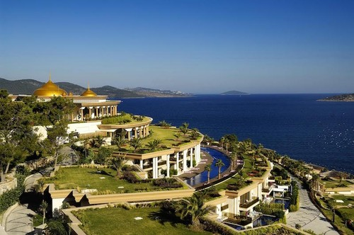 Hollywood actress Nicole Kidman visits Turkey's Bodrum