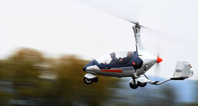 Czech 'GyroDrive' beats flying cars for hybrid license - Daily Sabah