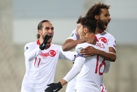Turkey beat Andorra 2-0 in last match of Euro 2020 qualifiers