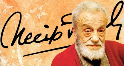 pBeingb /bthe second artist having the title of Sultanu'ş Şuara (Sultan of Poets) after Baki in the history of Turkish literature, Necip Fazıl Kısakürek is commemorated on the 34th anniversary of...