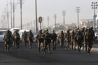 Iraqi police struggle to stem unrest as anger toward govt festers