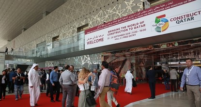 الشركات التركية تتألق في معرض قطر للبناء والتشييد 2019