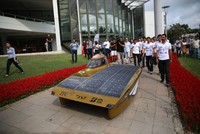 İTÜ's solar car to compete in Australia for top prize