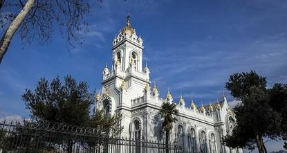 Istanbul: Ikonische 'Eiserne Kirche' eröffnet