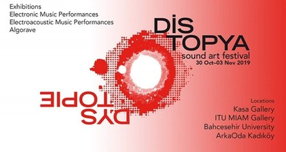Electro music in Istanbul with Dystopia Sound Fest